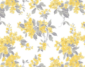 Flower, white, 71190201, col 01, Summer Blooms, Camelot Fabrics, cotton, cotton quilt, cotton designer