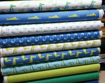 Bundle 11 FQ, Oh Snap!, Camelot Fabrics, 100% coton