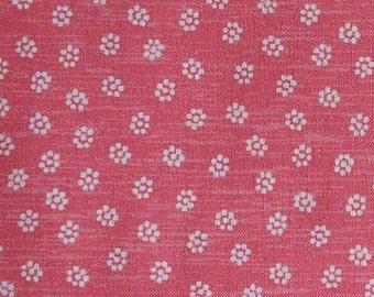 Flower white, pink, Windham Fabrics, 51514, cotton, cotton quilt, cotton designer