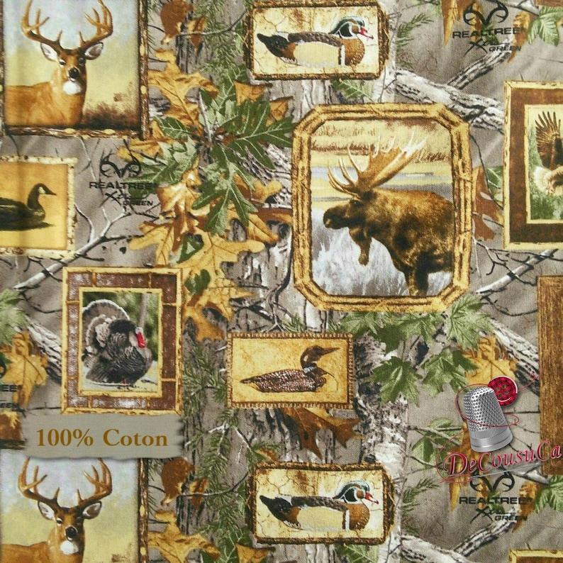 Moose loon duck chervil Sykel Enterprises 10084 bear forest Realtree, Reg 2.99-17.99 eagle pheasant