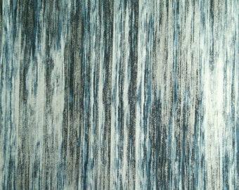 Stripe, gray, blue, silver, metallic, Moon Shadow, Kanvas, 8923, col 08, Benartex, cotton quilt, cotton designer