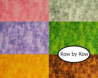 SALE, 6 prints, Row by Row, Timeless Treasures, 100% cotton, (Reg 22.55-116.94)