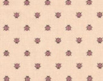 Ladybug, 9264, E, Botanica,  Andovers, 100% Cotton, quilt cotton, designer cotton