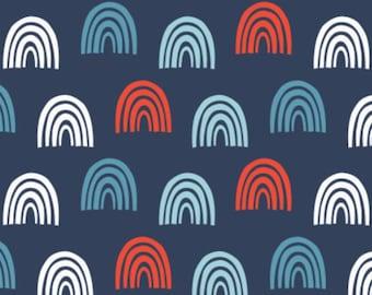 Scalloped Waves, Nautical, Camelot Fabrics, 89190608, col 02, cotton, cotton quilt, cotton designer
