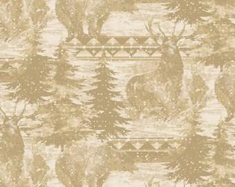 Living Lodge, Benartex, 01470, col 70, cotton, cotton quilt, cotton designer
