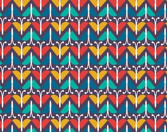 Butterfly, Birds of Paradise, 28170102, col 02, Camelot Fabrics, 100% Cotton, quilt cotton