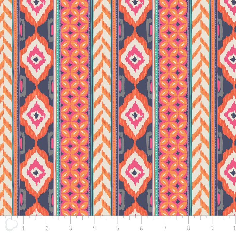 ivory Camelot Fabrics 100/% Cotton, Reg 2.99-17.99 27170102 orange Amira violet