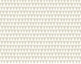 Triangle, Taupe, Riptide, 10307, Riley Blake, cotton quilt, cotton designer, (Reg 3.76-21.91)