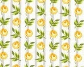 Flowers, 9212 Y, Andover, cotton, cotton quilt, cotton designer