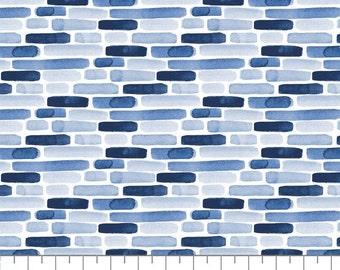 Classic Blue, Express Yourself, 55200103, Camelot Fabrics, 100% Cotton