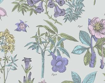 Flowers, 9258, C,  Andovers, 100% Cotton, quilt cotton, designer cotton