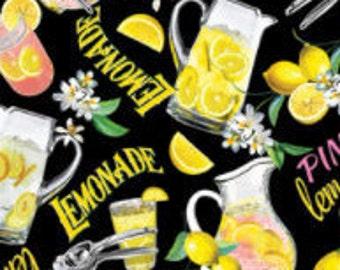 Lemonade, 7835, Benartex, cotton, cotton quilt, cotton designer