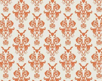 Halloween Fabric- EGG SHELL, #10571, fabric, cotton, quilt cotton - Spooky Hallow de Riley Blake
