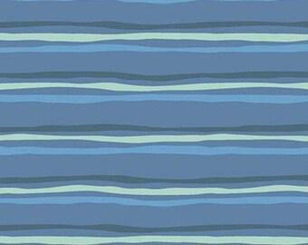 Stripe, Denim, Riptide, 10305, Riley Blake, cotton quilt, cotton designer, (Reg 3.76-21.91)