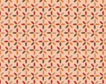Fabric star, 100% coton, #82200104, PEACH, Sweater Weather de Camelot Fabrics