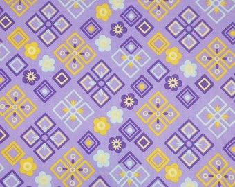SALE, Wonderland, Fabric Géo, 100% cotton, cotton quilt, cotton designer