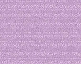Violet, Bear Hug, 21181504, col 01, Camelot Fabrics, 100% Cotton