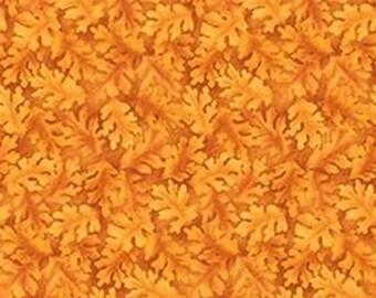 Leaf, honey, Harvest Berry, Benartex, 07565, col 033, cotton, cotton quilt, cotton designer