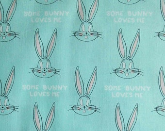 BUGS BUNNY, Looney Tunes, 23600126, COL 02, Camelot Fabrics