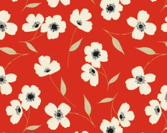 Library Floral, 71190404, col 01, Oxford, Laura Ashley, 100% Cotton