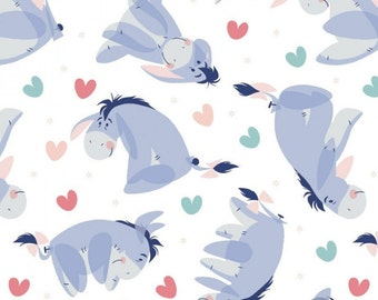 Winnie The Pooh, Be Happy, 85430519, col 01, Camelot Fabrics, cotton, cotton quilt, cotton designer, (Reg 4.61-26.99)