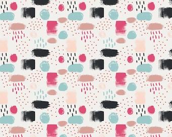 SALE, Brushstroke, Bright, Gallery, 21171904, 02, Camelot Fabrics, cotton, cotton quilt, cotton designer, (Reg 3.76-21.91)