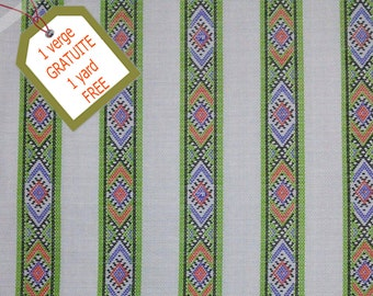 Fabric Stripe, 100% cotton, cotton quilt, cotton designer. Comes WITH tracking code