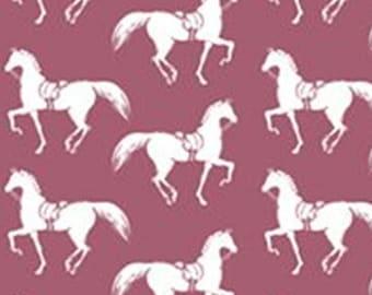 Riding Club, horse, marcon, grey, 26190105J, col 02, Camelot Fabrics, cotton, cotton quilt, cotton designer