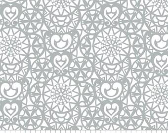Rosetti, stone, white, 38170102, 01, Lintu, Finlayson, Camelot Fabrics, 100% Cotton, quilt cotton