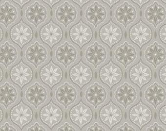 Snowed In, Riley Blake, Christmas fabric 100% cotton, snowflake, #10813 GRAY