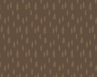 Adventure is Calling of Riley Blake Designs, BROWN, #10726, fabric, cotton, quilt cotton