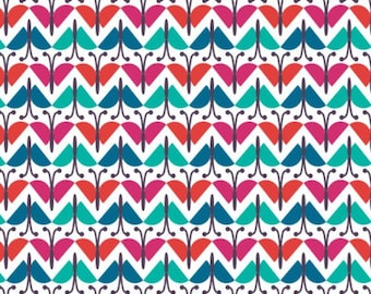 Butterfly, Birds of Paradise, 28170102, col 01, Camelot Fabrics, 100% Cotton, quilt cotton