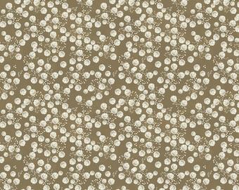 SALE, Tuft, Sage, Sauge, 26170204J, 03, Mulberry Bloom, Sara Berrenson, Camelot Fabrics, 100% Cotton, quilt cotton, (Reg 3.76-21.91)
