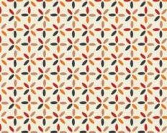 Fabric star, 100% coton, #82200104, CREAM, Sweater Weather de Camelot Fabrics