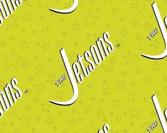 The Jetsons, 24080105, col 01, Camelot Fabrics, cotton, cotton quilt, cotton designer