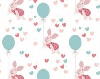 Winnie The Pooh, Be Happy, 85430522, col 01, Camelot Fabrics, cotton, cotton quilt, cotton designer, (Reg 4.61-26.99)