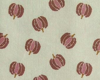 SALE, Pumpkin, purple, white, 66180203, col 02, Autumn Impressions, Camelot Fabrics, cotton, cotton quilt, cotton designer, (Reg 3.76-21.91)