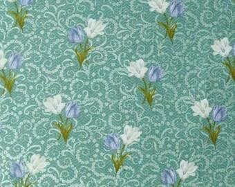 Tulipes, Benartex, 6734, cotton, cotton quilt, cotton designer