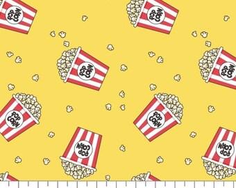 Bucket Toss, yellow, 21192101, col 03, Pop Collection, Camelot Fabrics, 100% Cotton, (Reg 3.76-21.91)