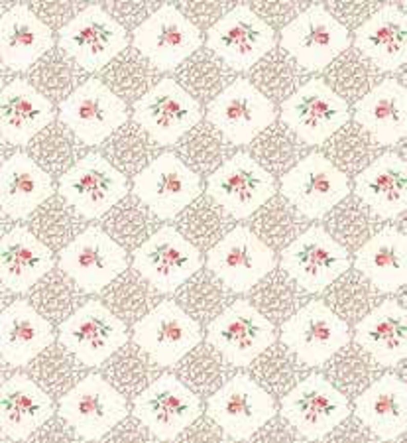 9221 EC Symphony Fleurs Andover 100/% Cotton