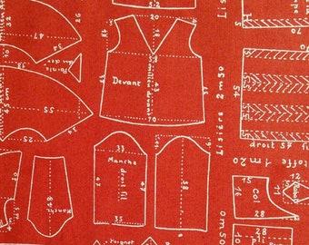 Pattern, Paris, Couturière, 8847, Riley Blake