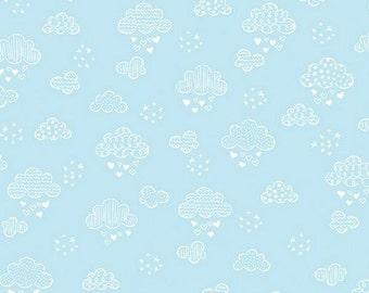 Fabric Cloud, Sweet Dreams, Benartex, #C7783, 100% cotton, cotton quilt, cotton designer
