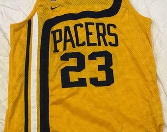18b5dc0ec2fc Ron Artest  23 Nike Pacers Jersey Size XL +2 Length