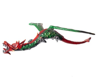 Dragon Mobile Etsy