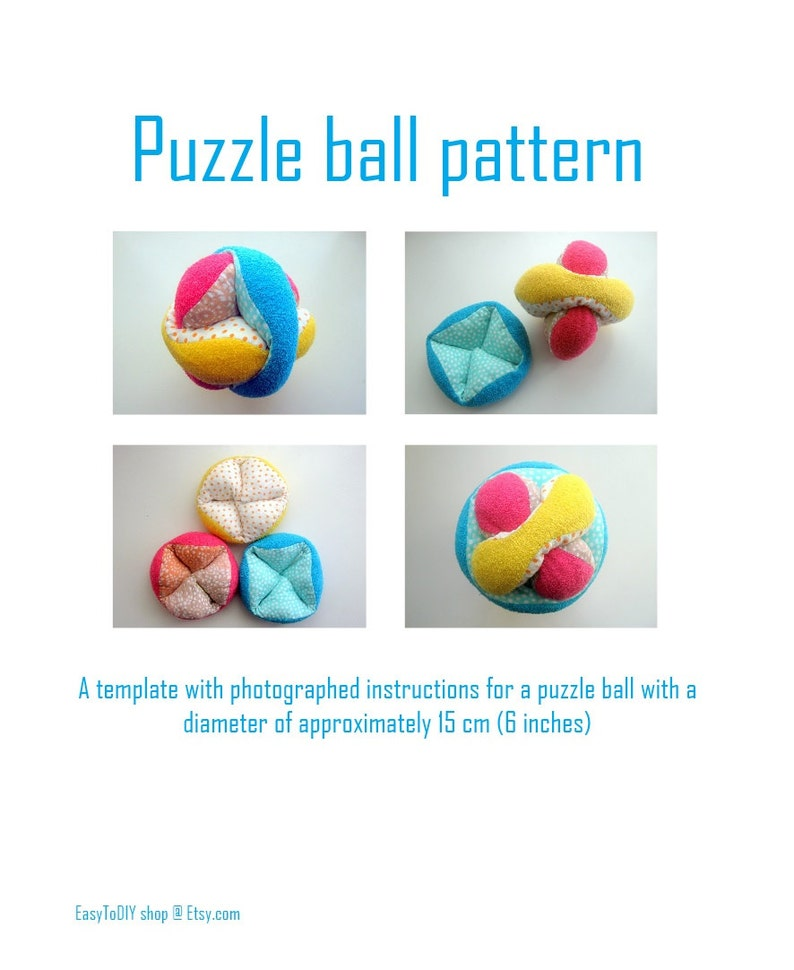 baby puzzle ball pattern