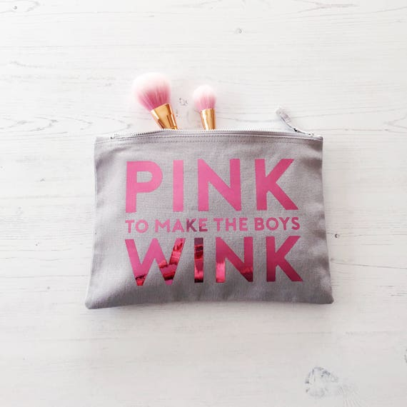 Wink Bag Birthday Gift Gifts For Girls Makeup