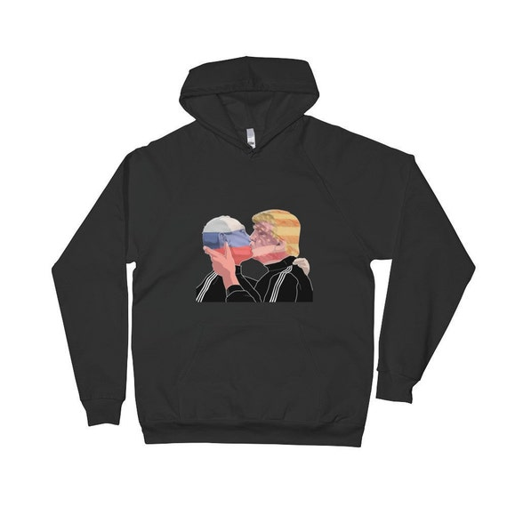 Tote Bag Bromance Putin and Trump Political