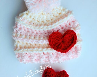 Valentines Hat Etsy
