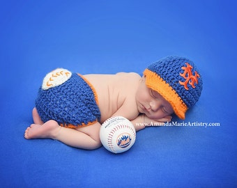 2710b3c8cfb50 Baseball outfit Baby Baseball Cap Diaper cover or pants