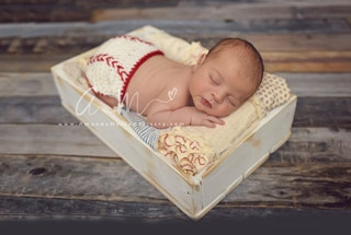 Crochet Baby Boy Diaper cover -crochet baby shower gift, photo prop--Newborn baseball Diaper coverBaby Gift  Newborn Coming Home Outfit